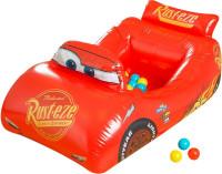Cars 3 Lightning McQueen Vehicle Ball Pit 10 balls