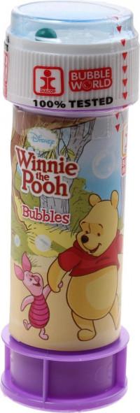 Disney Bellenblaas Winnie The Pooh 60 Ml Blauw
