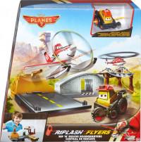 Disney Planes 2 Reddingsdiensten Hoofdkwartier - Speelset