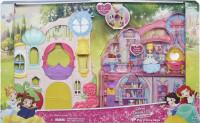Disney Princess mini prinsessen kasteel met Assepoester popje in Little Kingdom draagkoffer