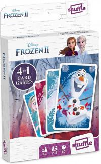 Frozen 2 4in1 spel
