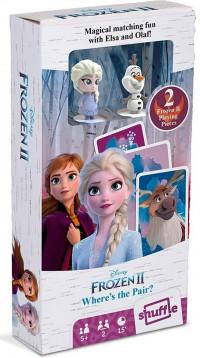 "Frozen 2  Elsa & Olaf ""Where's the Pair"""