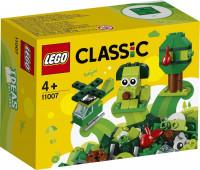 LEGO Classic Creatieve Groene Stenen - 11007