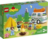 LEGO DUPLO Familie Camper Avonturen - 10946