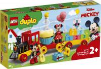 LEGO DUPLO Mickey & Minnie Verjaardagstrein - 10941