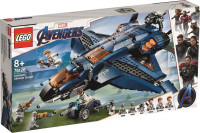 LEGO Marvel Ultimativer Avengers Quinjet - 76126