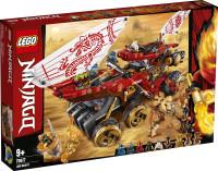 LEGO NINJAGO Landbounty - 70677