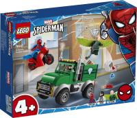 LEGO Spider-Man Vultures Vrachtwagenoverval - 76147