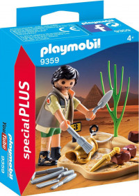 PLAYMOBIL Archeoloog - 9359