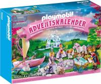PLAYMOBIL Christmas Adventskalender Koninklijke picknick in het park - 70323