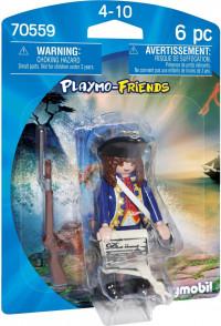 PLAYMOBIL Playmo-Friends Koninklijke soldaat - 70559