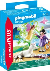 PLAYMOBIL Special Plus Feeënonderzoeker - 70379