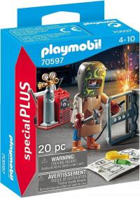 PLAYMOBIL Special Plus Lasser met uitrusting - 70597