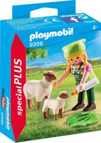PLAYMOBIL Special Plus Schapenhoedster - 9356
