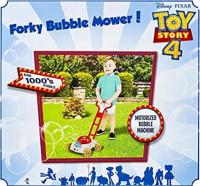 Toy Story 4 Relaxdays Bellenblaasmachine Grasmaaier - Bellenblaas - Kinderen - Zeepbellenmachine
