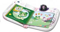 VTech MagiBook Holo Starter Pack roze met 3D animaties
