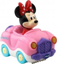 VTech Toet Toet Auto's Mini Mouse Terreinwagen - Interactief Babyspeelgoed - Educatief Speelgoed