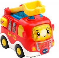 VTechToet Toet Auto's Bart Brandweer - Educatief Babyspeelgoed