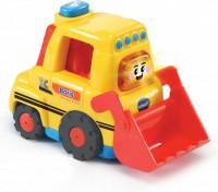 VTechToet Toet Auto's Boris Bulldozer - Educatief Babyspeelgoed