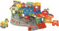 VTechToet Toet Auto's Garage - Educatief Babyspeelgoed