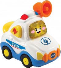 VTechToet Toet Auto's Peter Politie - Educatief Babyspeelgoed